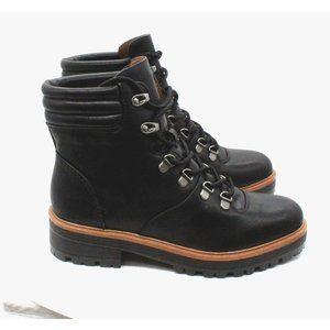 indigo rd. Isha Combat Boots Women's Shoes